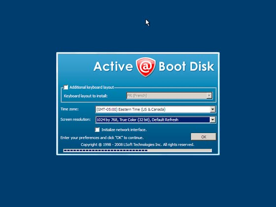 Boot from CD/DVD and run File Recovery Software