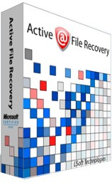 File Recovery software box